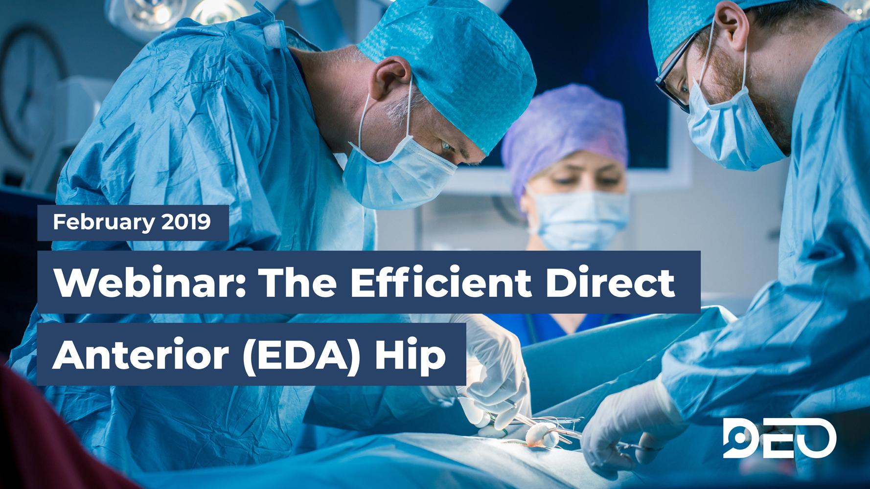 operating room efficiency webinar