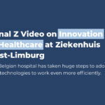 Kanaal Z innovation healthcare DEO data-driven efficiency in the operating room